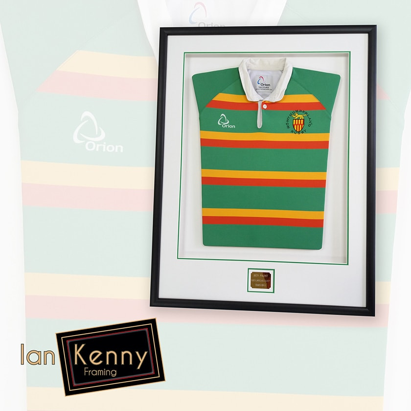 Northumberland County Rugby Shirt