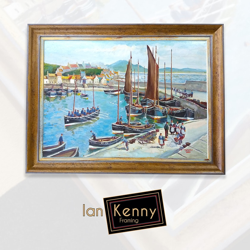 Venice Painting on Canvas